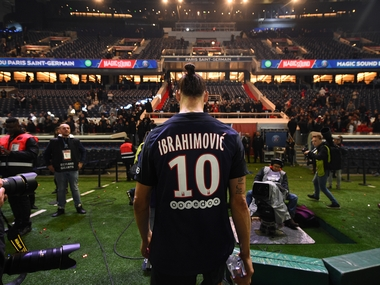 At FBK Balkan, Zlatan Ibrahimovic is an inspiration. AFP