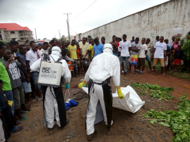 Liberia now an Ebolafree nation confirm health ministry officials