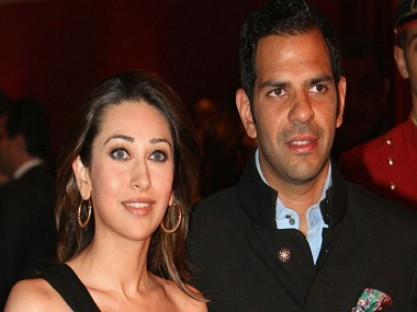 Karisma KapoorSunjay Kapur divorced An end to a troubled 13year marriage