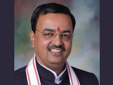 File photo of Keshav Prasad Maurya. Image courtesy: CNN-News18