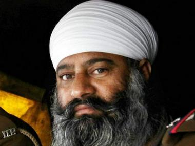 A file photo of Sukhdev Singh Namdhari. News18