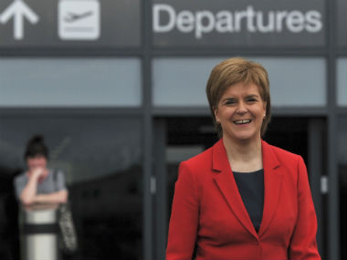 Second Scottish independence referendum is highly likely after Brexit: Scotland First