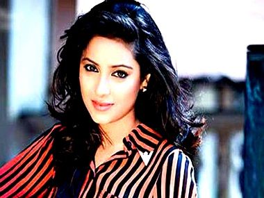 Pratyusha Banerjee. Image from IBN