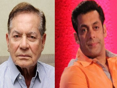 Why should Salman apologise or clarify Salim Khan to Firstpost