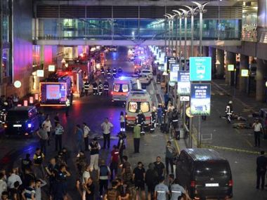 Istanbul attack as it happened 38 killed 147 injured by suspected IS suicide bombers