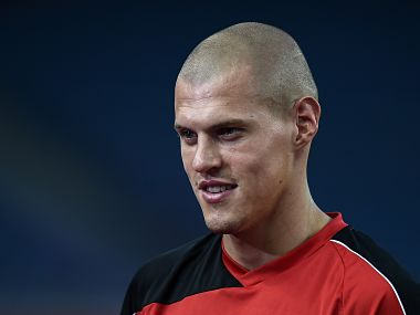 File Photo of Martin Skrtel. AFP