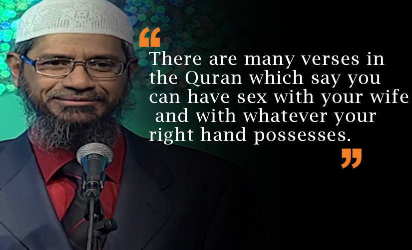 Every Muslim should be a terrorist Zakir Naik and six of his most provocative statements