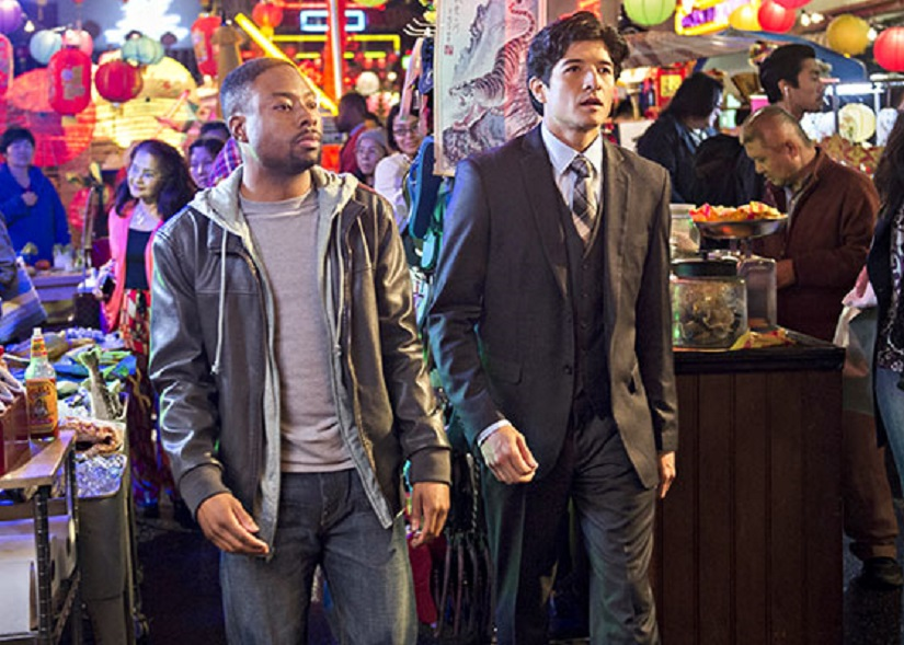 From the 'Rush Hour' TV series