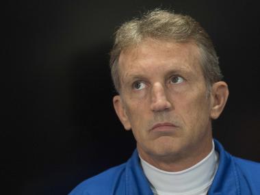 Newly appointed Bengaluru FC coach Albert Roca. AFP