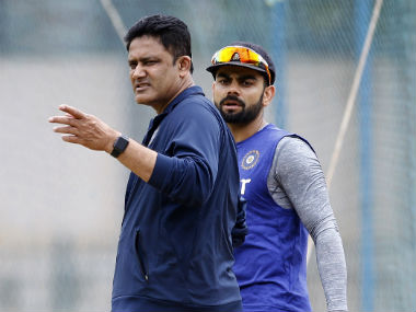 Virat Kohli on Anil Kumbles contract Indian captain says BCCI following the process by inviting applications