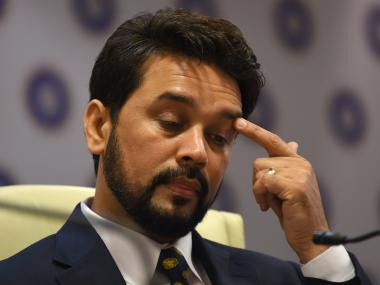 BCCI president Anurag Thakur not in favour of four-day Tests and two-tier system