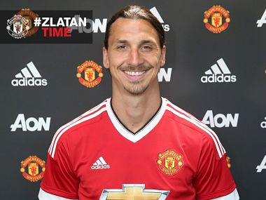 More over Eric Cantona I will be god of Manchester declares Zlatan Ibrahimovic