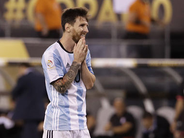 Argentina's Lionel Messi's retirement has disheartened the entire footballing fraternity.AP