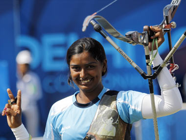 File picture of Deepika Kumari. Reuters