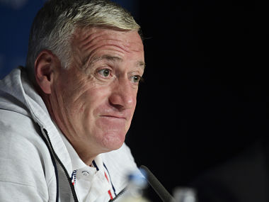Didier Deschamps. Getty Images
