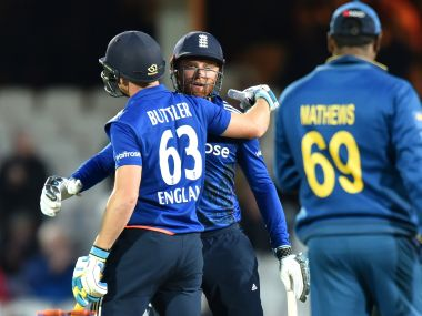 England are currently in the midst of a home series with Sri Lanka. AFP