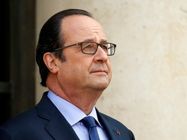 Francois Hollande slams Donald Trumps double fault over Iran nuclear deal