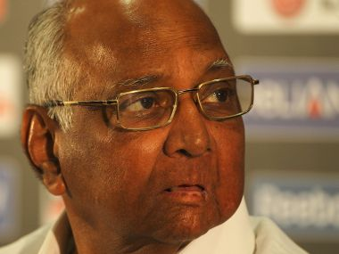 File photo of Sharad Pawar. GettyImages