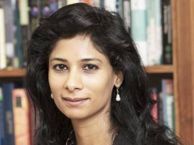Gita Gopinath - Harvard economist and Kerala's economic advisor
