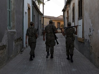 UNs push for Cyprus peace talks fails as Britain Greece Turkey disagree on meeting modalities
