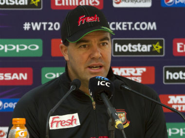 File photo of Heath Streak. Getty Images