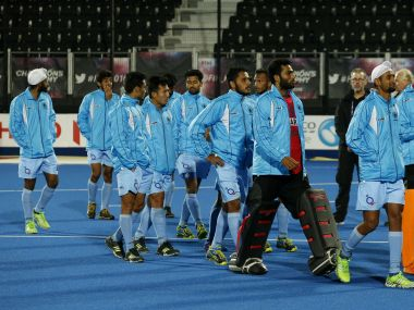 India hockey team representational image. AP