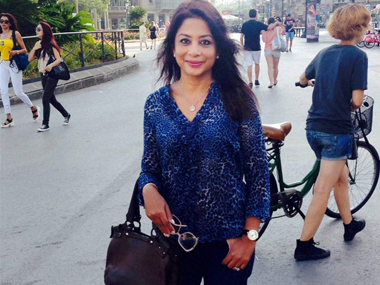 A file photo of Indrani Mukherjea. PTI