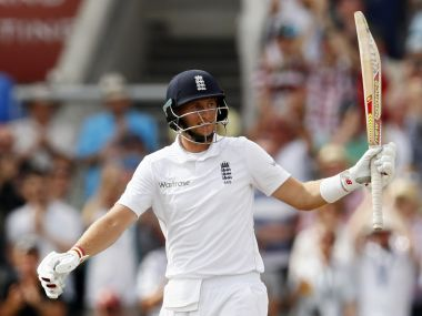 Joe Root has put England in a commanding position at the end of Day Two. Reuters