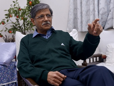 File photo of retired Justice SN Dhingra. Getty Images.
