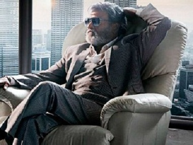 Rajinkanth in 'Kabali'