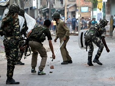 Court pulls up government for pellet guns, curfew in Kashmir