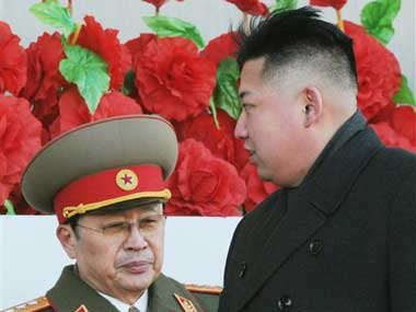 A file photo of Kim Jong-Un .AP