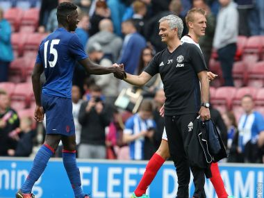 Jose Mourinho gets off to winning start as Manchester United manager