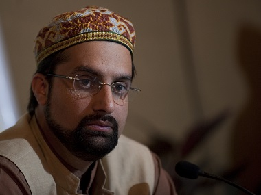 India Pakistan will not be able to solve Kashmir problem on their own Mirwaiz Umar Farooq