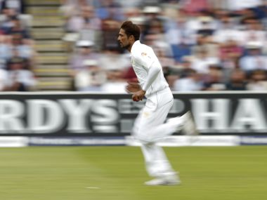 Pakistan's Mohammad Amir in action. Reuters