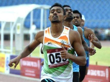 Road to Rio Back after 16 years Indian mens 4x400m relay team is brimming with confidence