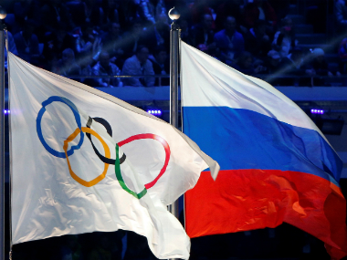 Now Russia faces possible suspension from Paralympic Games over doping scandal