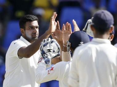 India vs West Indies: Ravichandran Ashwin's all-round heroics helps visitors clinch