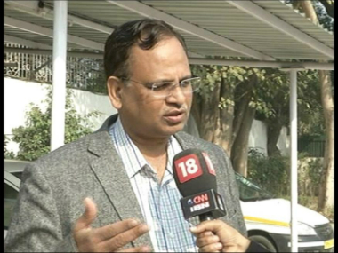 AAP in crisis Satyendar Jain to file defamation case against Kapil Mishra say officials