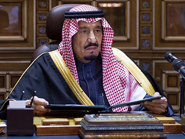Saudi King Salman presides over reform efforts Prince Mohammed to take over diversification plan