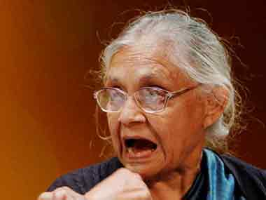 File photo of Sheila Dikshit. PTI