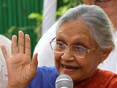 Sheila Dikshit passes away at 81 ExDelhi chief minister was fighting to revive the Congress till her last breath