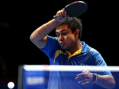 File photo of Soumyajit Ghosh. Getty Images