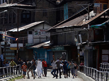 Kashmir unrest Beerwah on the boil after army allegedly guns down civilian case filed