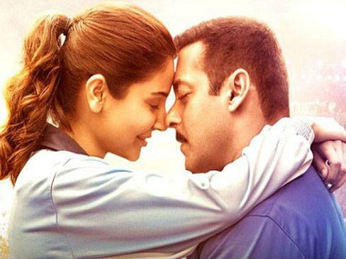 Anushka Sharma as Aarfa and Saman Khan in and as Sultan