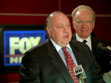 Fox News president Roger Ailes resigns after accusations of sexual harassment