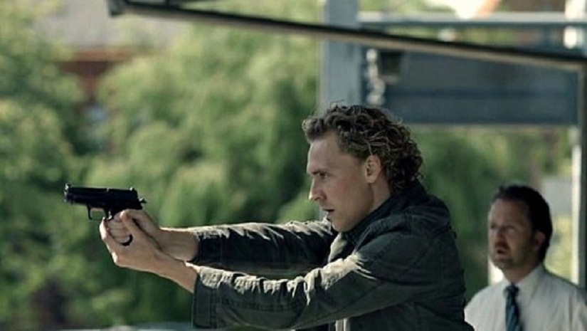 Tom Hiddleston as Wallander