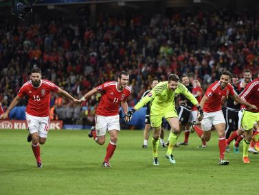 Euro 2016 Wales crossed the final frontier and are now the countrys greatest football team