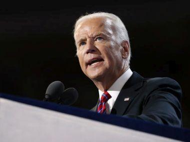 US Vice President Joe Biden. AP