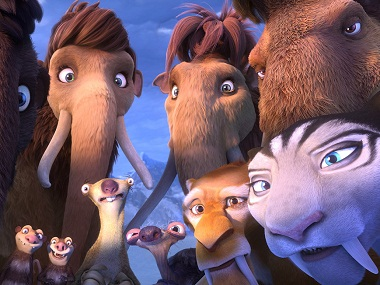 Still from 'Ice Age: Collision Course'